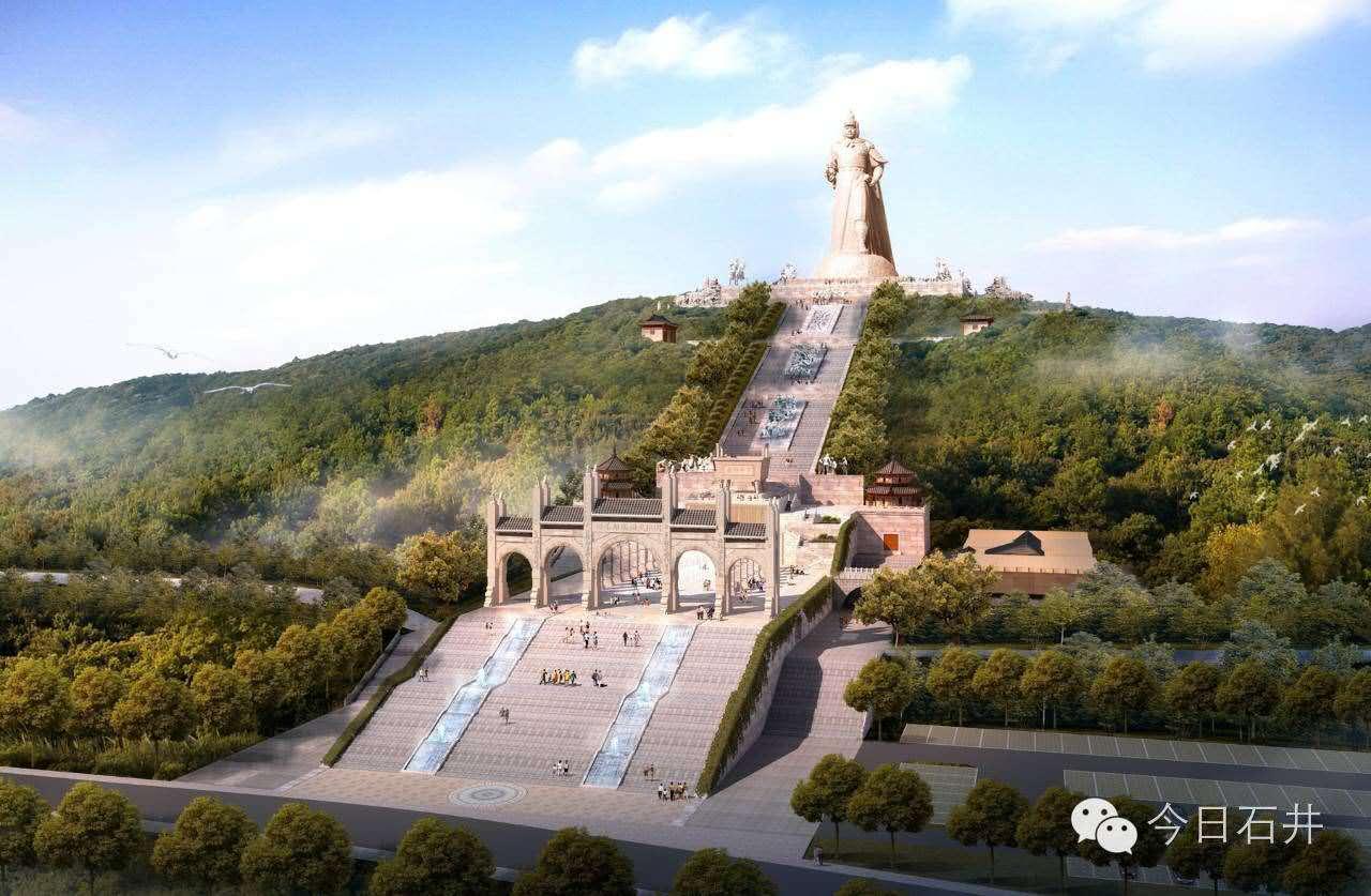 """南安石井将建设一个""""郑成功文化产业园"""""""